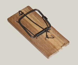 Mausefalle ähnlich Atkinson's Little Nipper Mousetrap